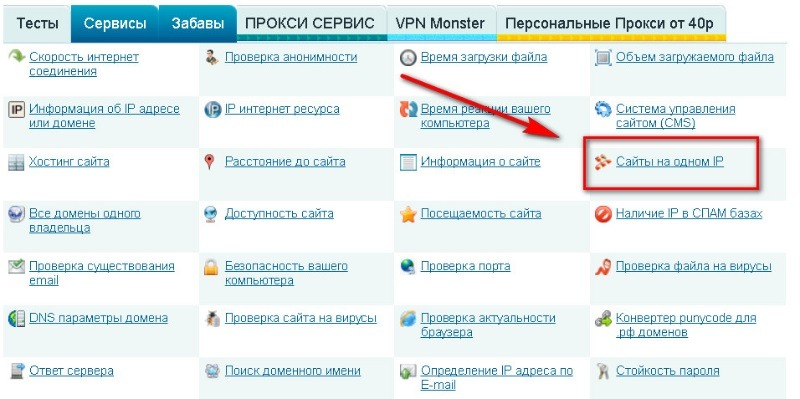 WordPress blogning birinchi himoya va rivojlanish sirlaridan biri yoki ajratilgan IP adres