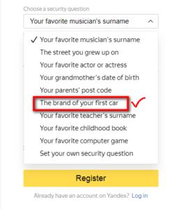Yandex elektron pochta qanday ochiladi?