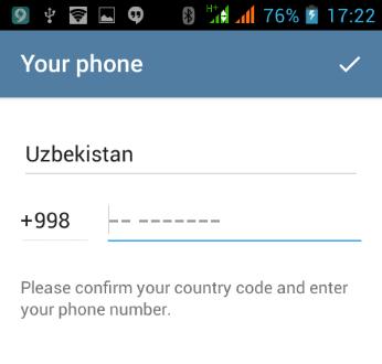 Telegram nima? Telegram ochish va uni ishlatish!